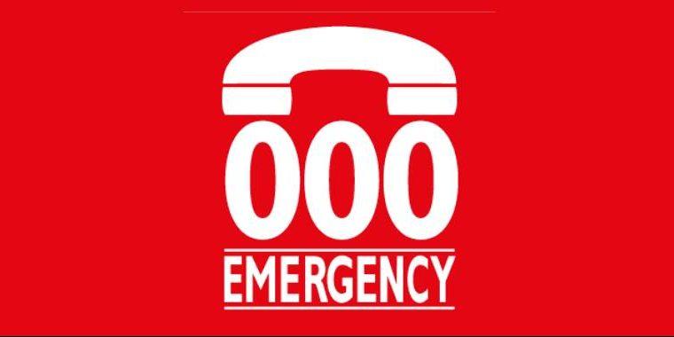 The 112 EMERGENCY myth busted!