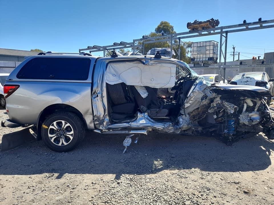 Tripple zero - car crash