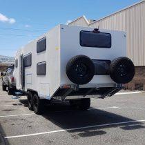 Custom Caravan Build – Big W.A. Off-Roader