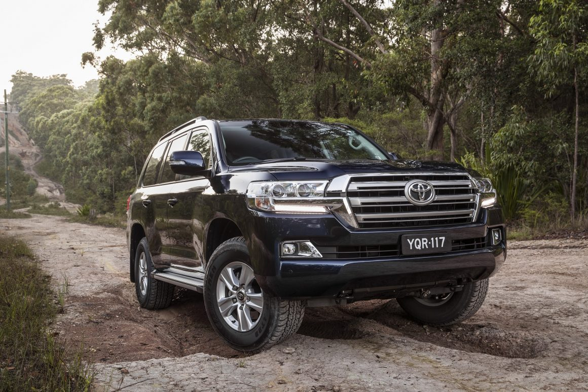 200 series landcruiser in safety recall