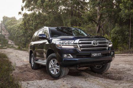 Toyota Landcruiser 200 / Hilux Compliance Plate Recall