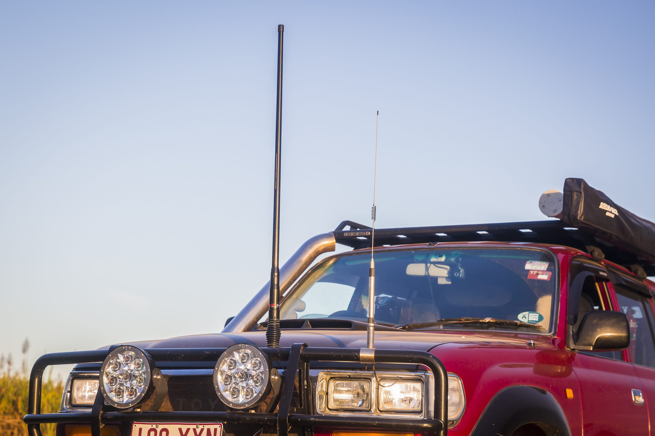 The ultimate guide to UHF radio: Aerials and how they work