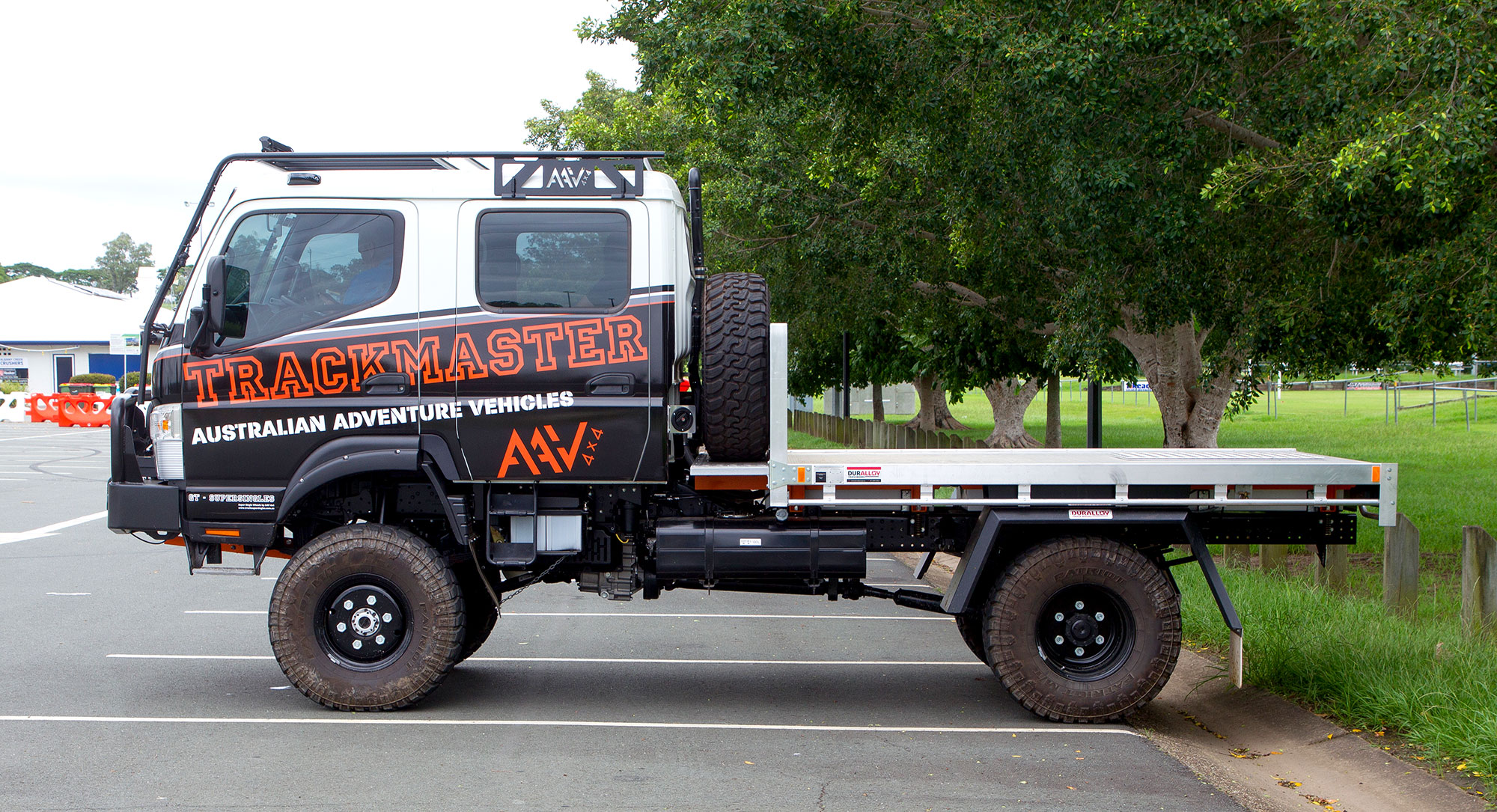 Rv Daily The Aav Canter Global Xplorer Has Off Road Capability And Camping Comfort