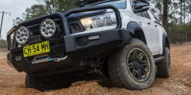 Reviewed: Bridgestone Dueler A/T 697