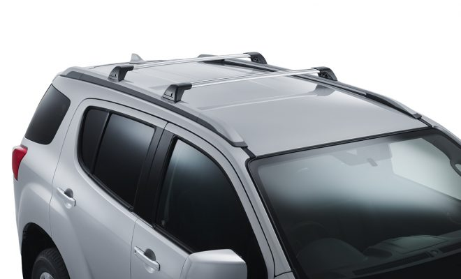 Isuzu MUX LS-T Roof Racks