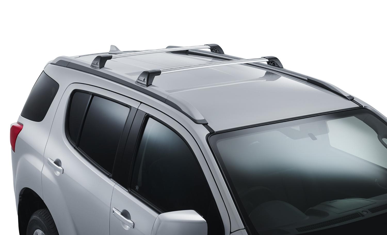 Isuzu MUX LS-T Roof Racks