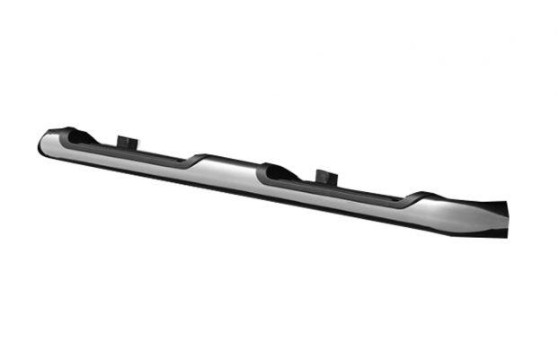 Mazda Polished Side Steps