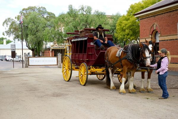 Places to Stay in Echuca