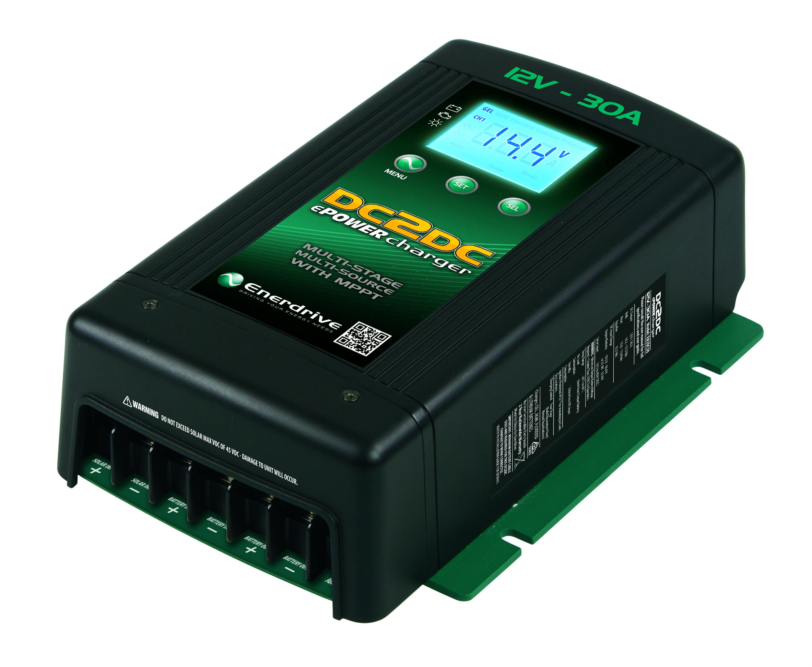 Enerdrive ePOWER DC2DC Battery Charger