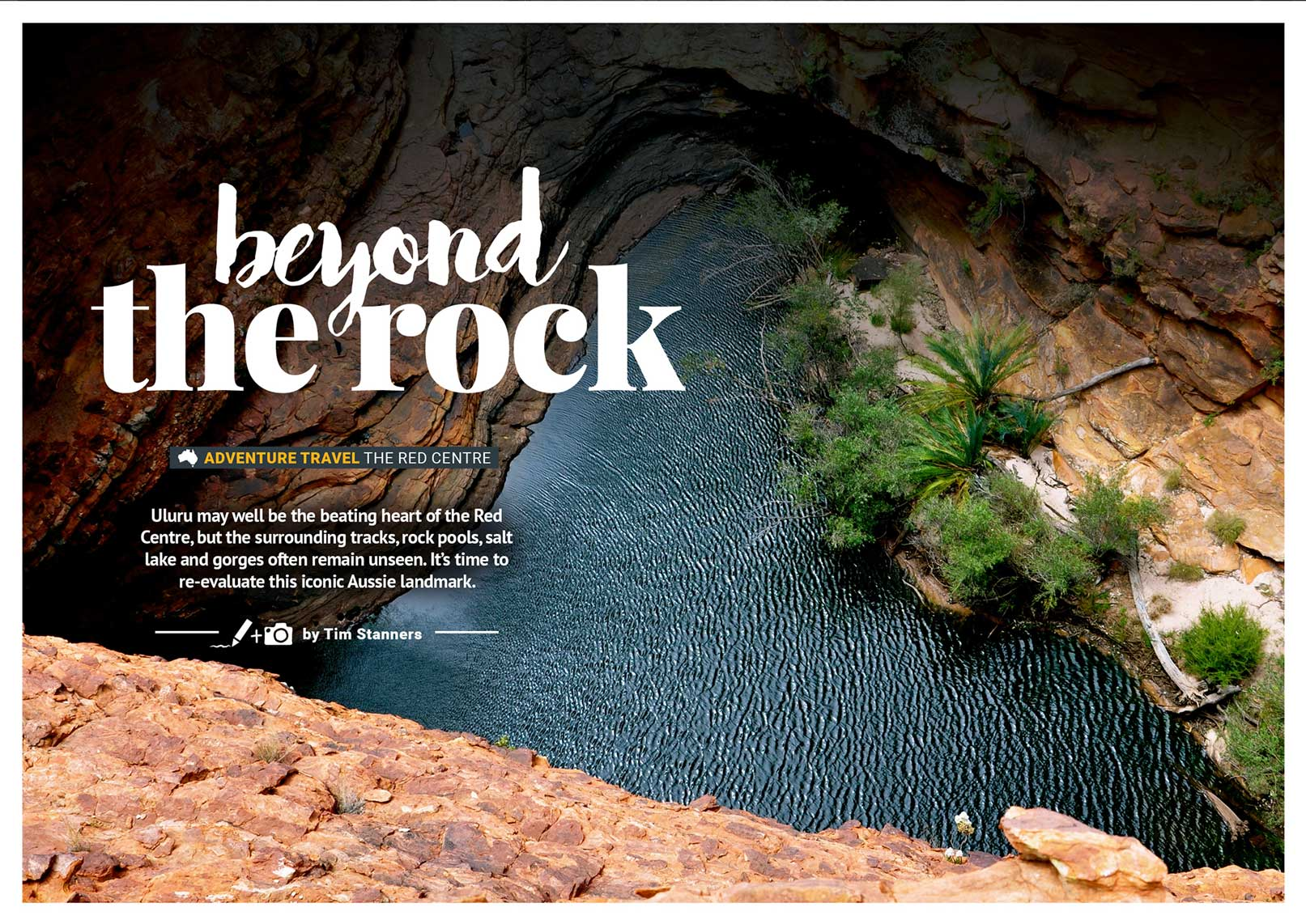 Big Trip: The Red Centre