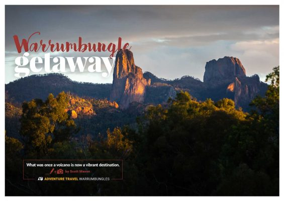 A Week Away: The Warrumbungles