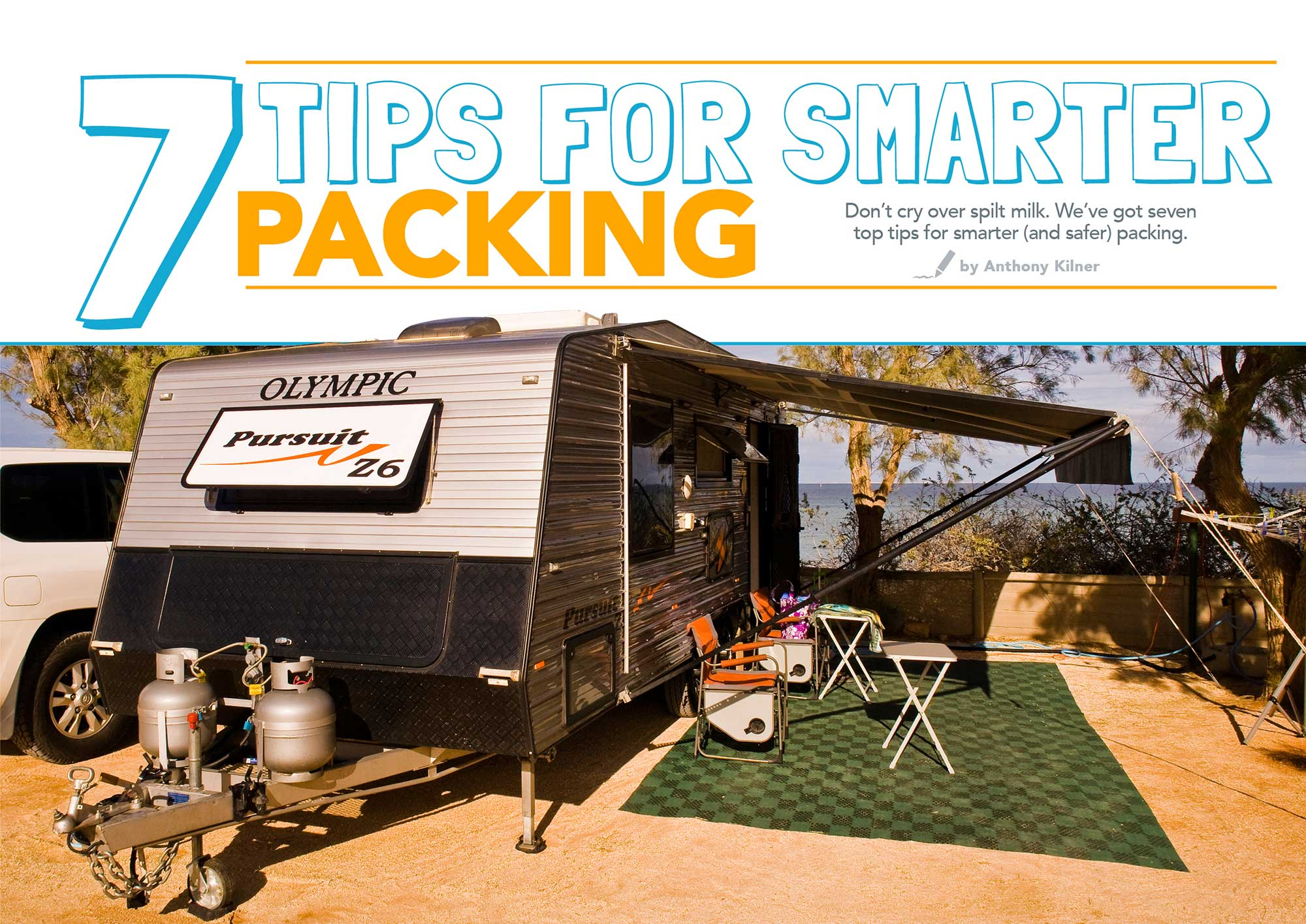 7 Tips for Smarter Packing
