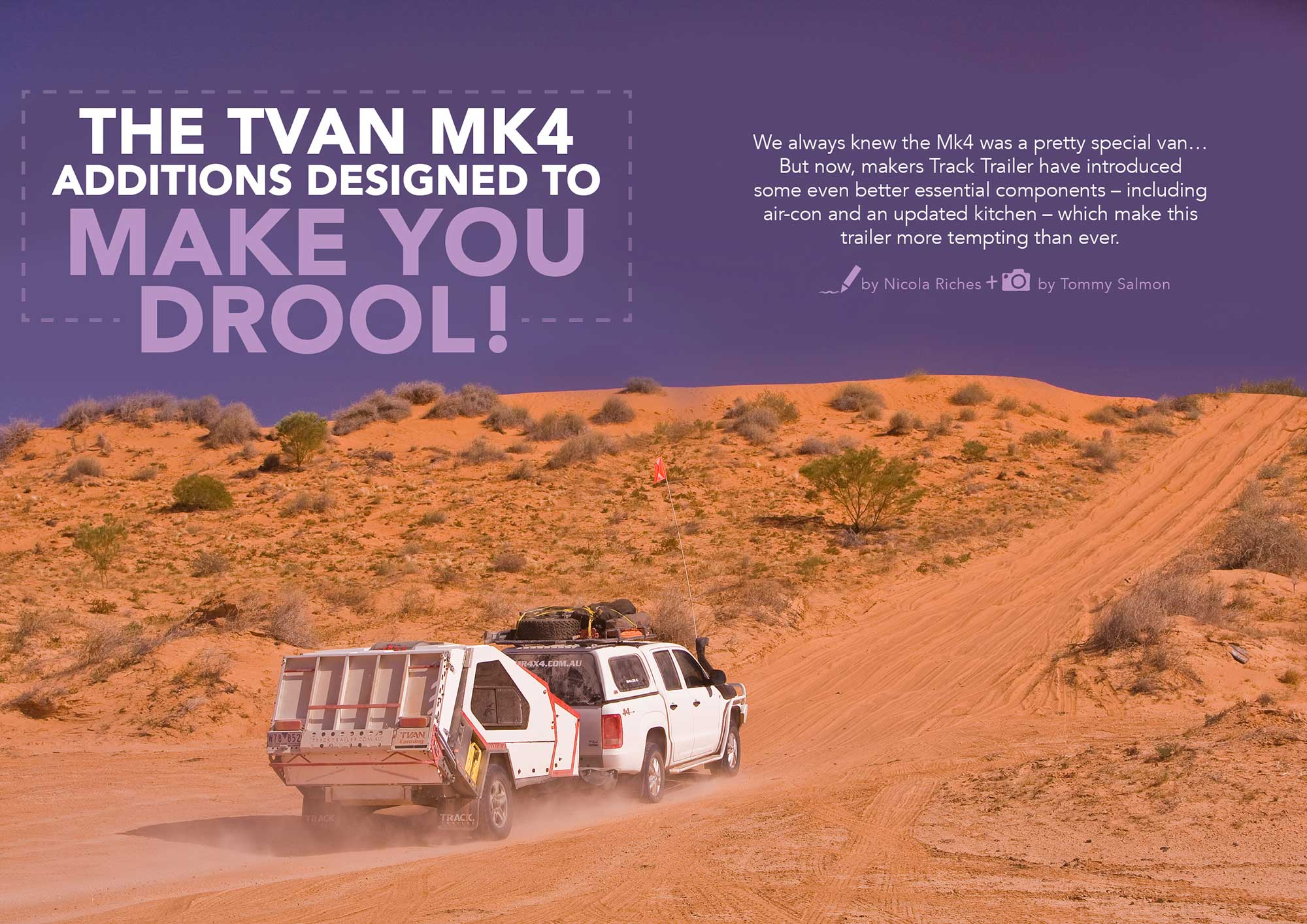 The Tvan Mk4 Additions Designed to Make You Drool!