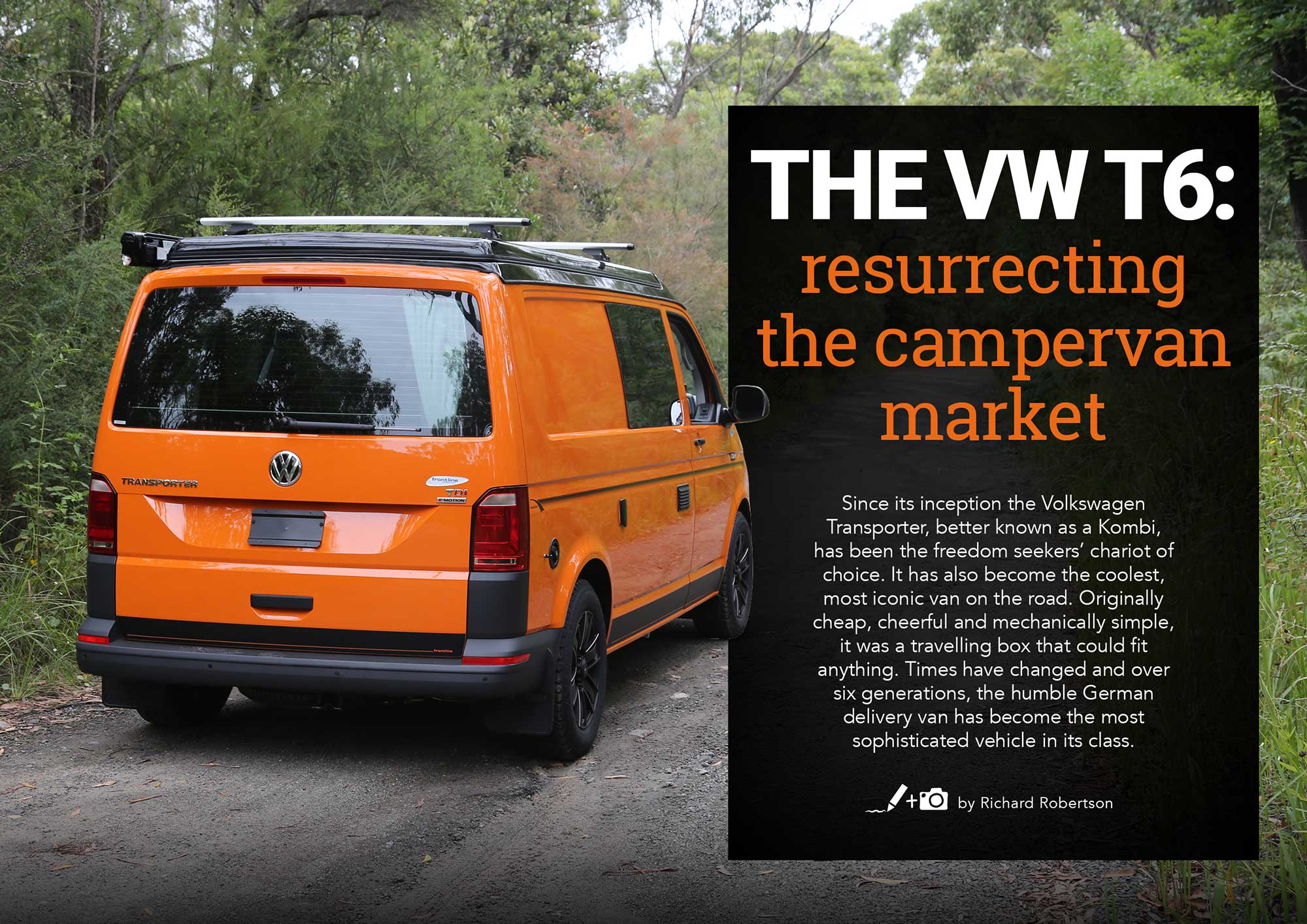 The VW T6: Resurrecting the Campervan Market