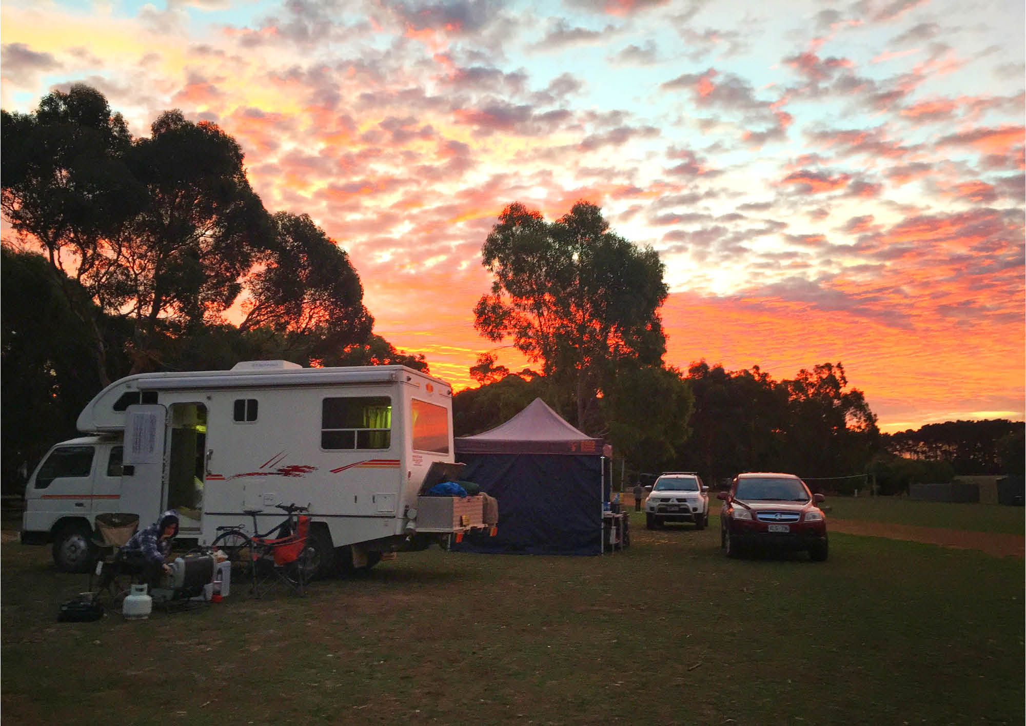 Caravan Parks: Three We Love, Three We Long For