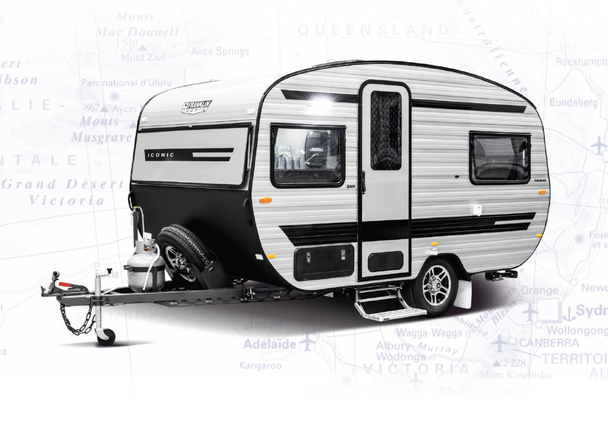 Franklin Caravans' Iconic Blast From the Past