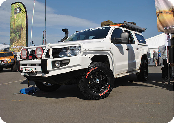 Sydney, Adelaide and Perth 4WD SHOWS