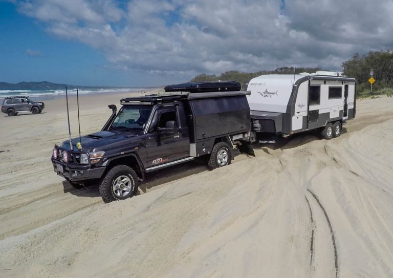Paradise Lost and Found on Fraser Island