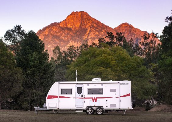Buying a new caravan? Ask these three questions.