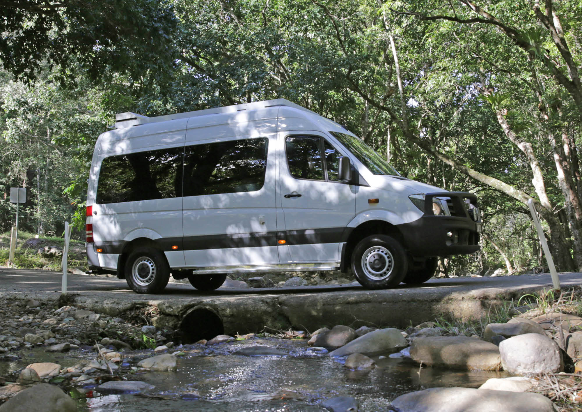 Exclusive: Xcentrix Campervan