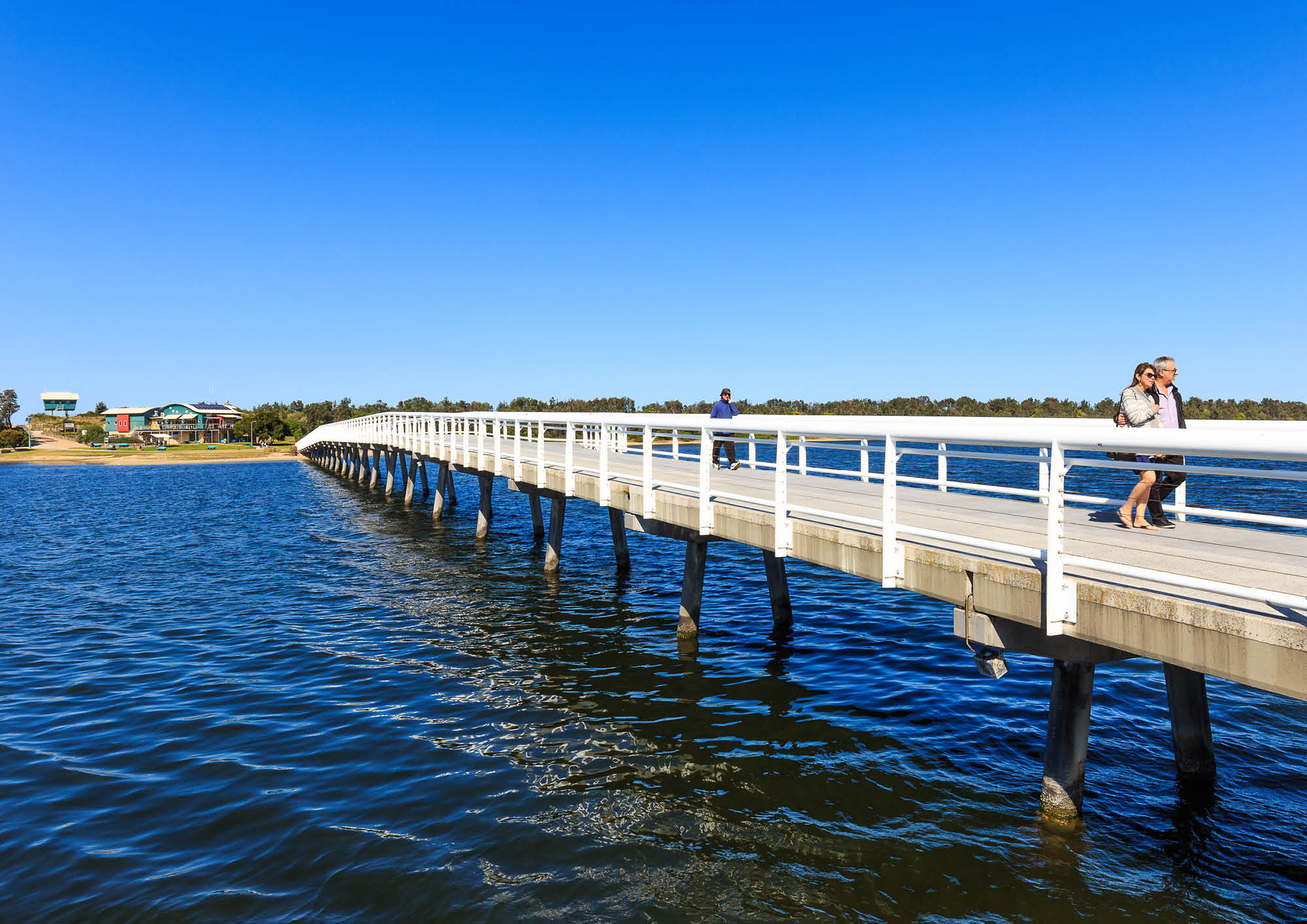 Why Lakes Entrance is liquid gold for travellers
