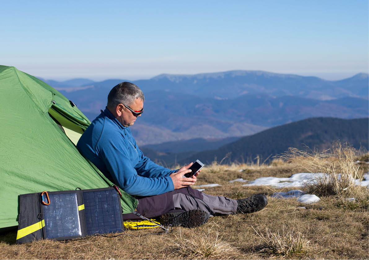 The five best camping apps (you've never heard of)