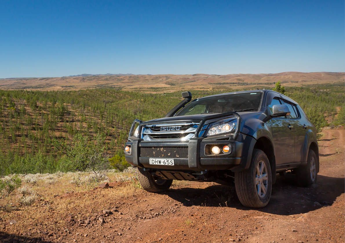 Long-term Test Isuzu MU-X