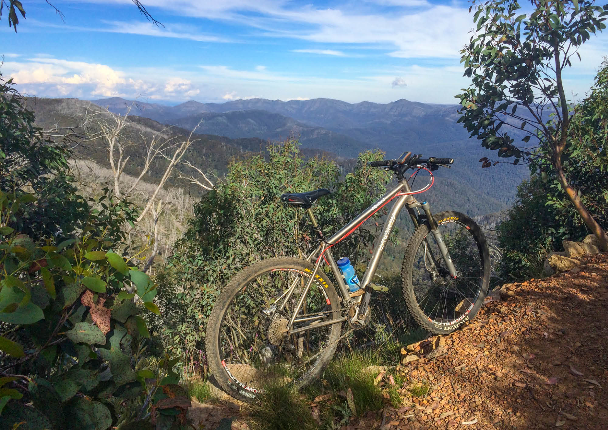 Top 10 coolest Mountain Bike Trails