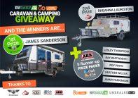 Ezytrail Ceduna $64K Giveaway – winner announced
