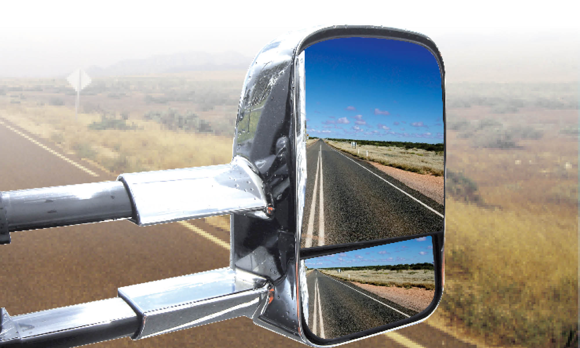 Towing Mirrors – How not to cop a ticket