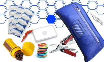 This pencil case survival kit might just save your life
