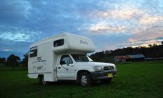 How to calculate the correct tyre pressure for your caravan