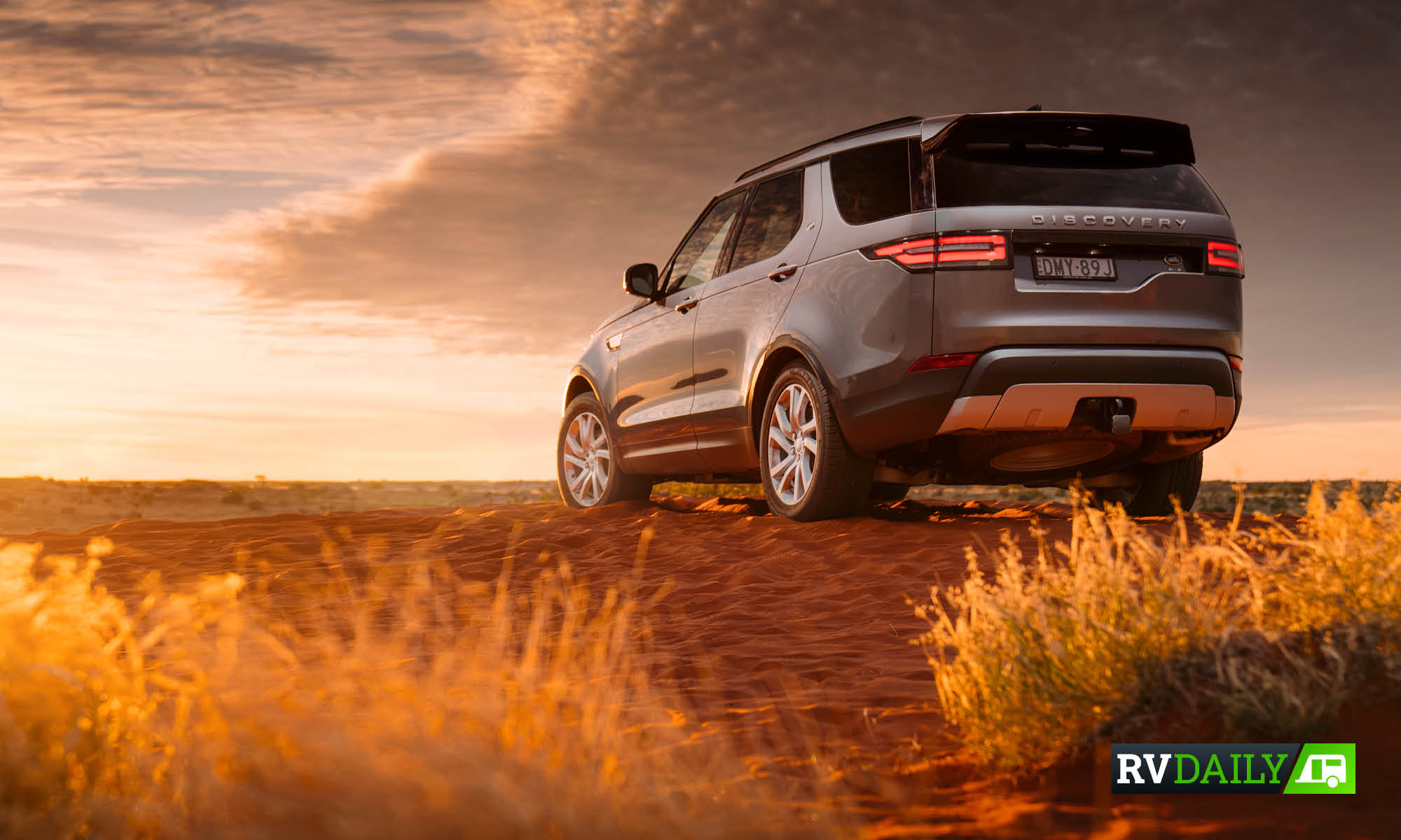 IS THE NEW DISCOVERY THE TOW KING TO RULE THEM ALL?