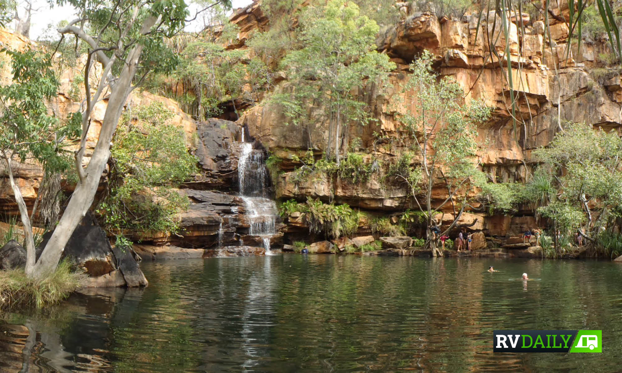 WHY GALVANS GORGE IS A MUST SEE ON A KIMBERLEY ADVENTURE