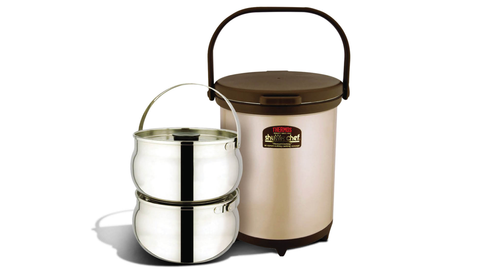 Thermal Cookware Thermos Shuttle Chef