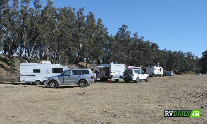 Are caravan parks a lottery or a sure thing in terms of satisfaction?