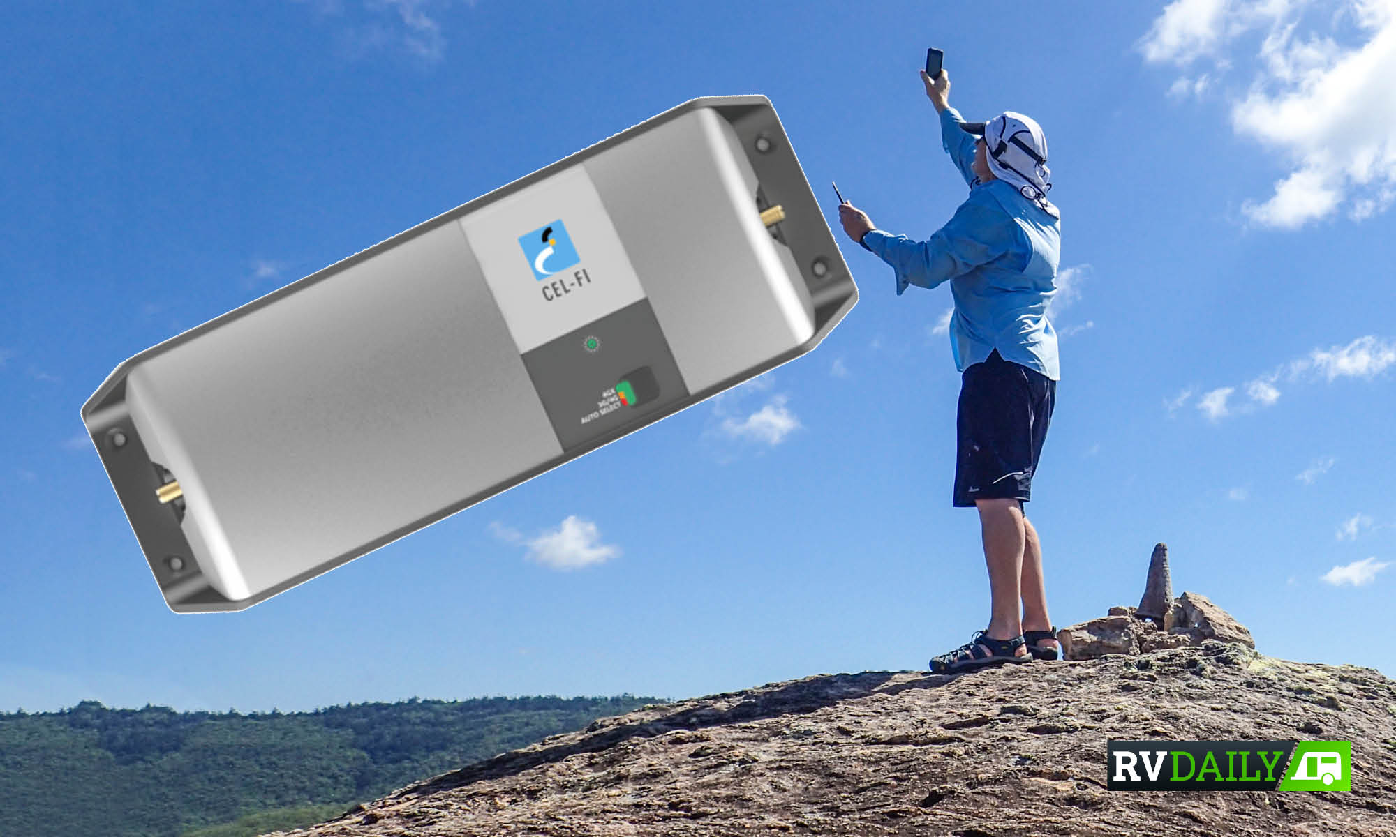 THE LEGAL WAY TO BOOST YOUR MOBILE SIGNAL WHEN TRAVELLING