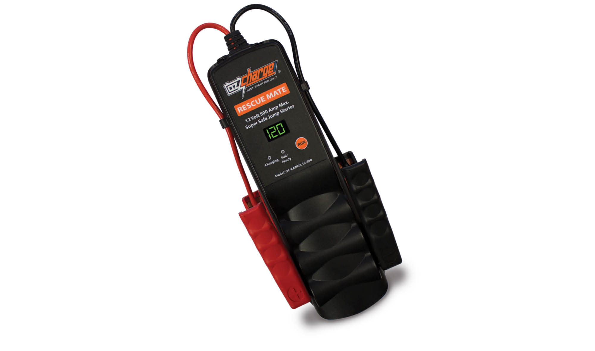 Oz Charge 12 Volt 500 Amp Rescue Mate Super Safe Jump Starter