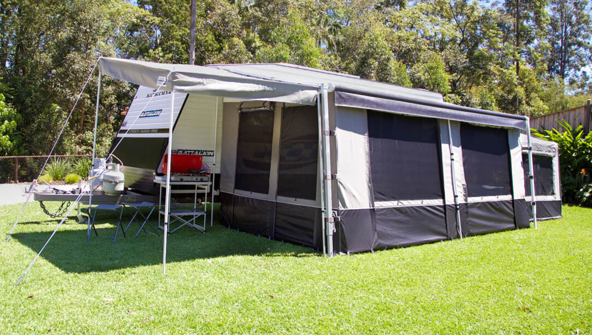 Australia Wide Annexes – Roll Out Awning Porch