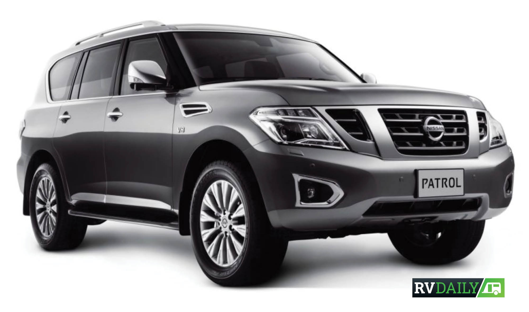 NISSAN PATROL UPDATED