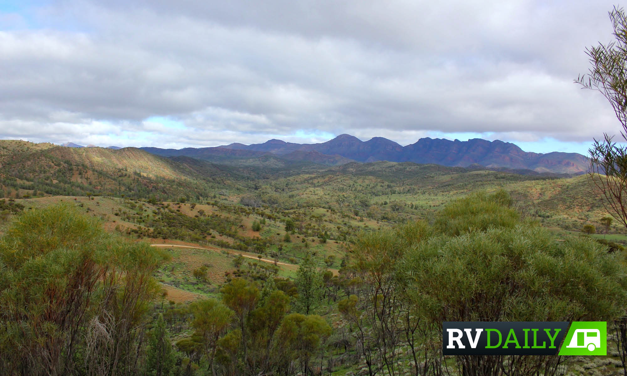 WHY YOU WANT THE FLINDERS RANGES AS YOUR BACKYARD