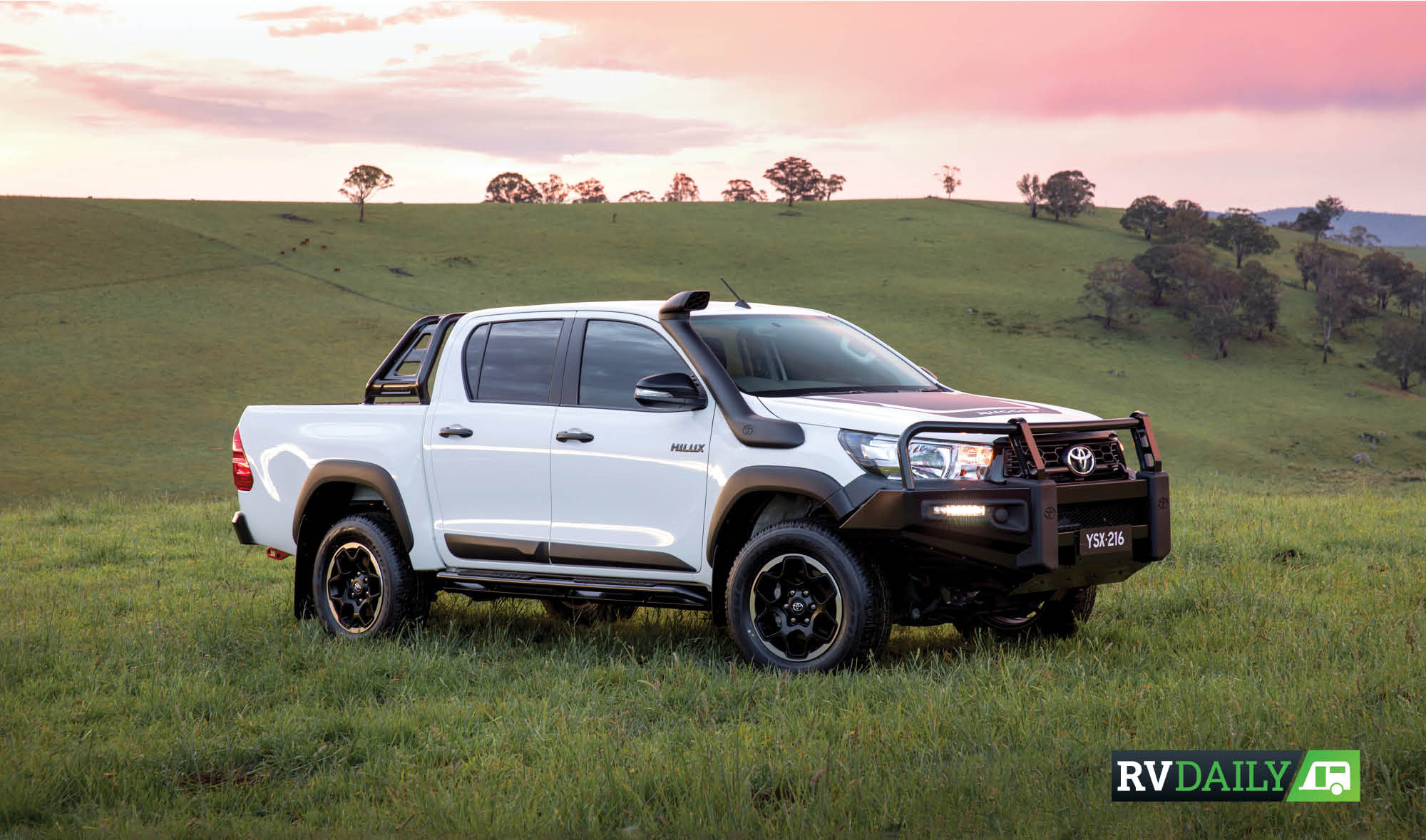 4X4 UTE SALES CONTINUE TO RISE