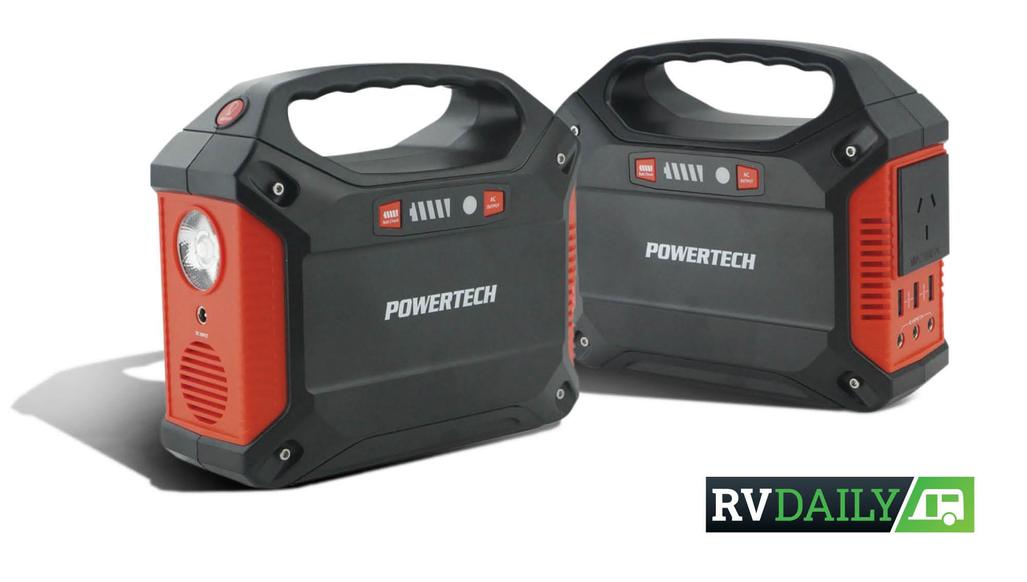 RTM Powertech Portable Power Centre