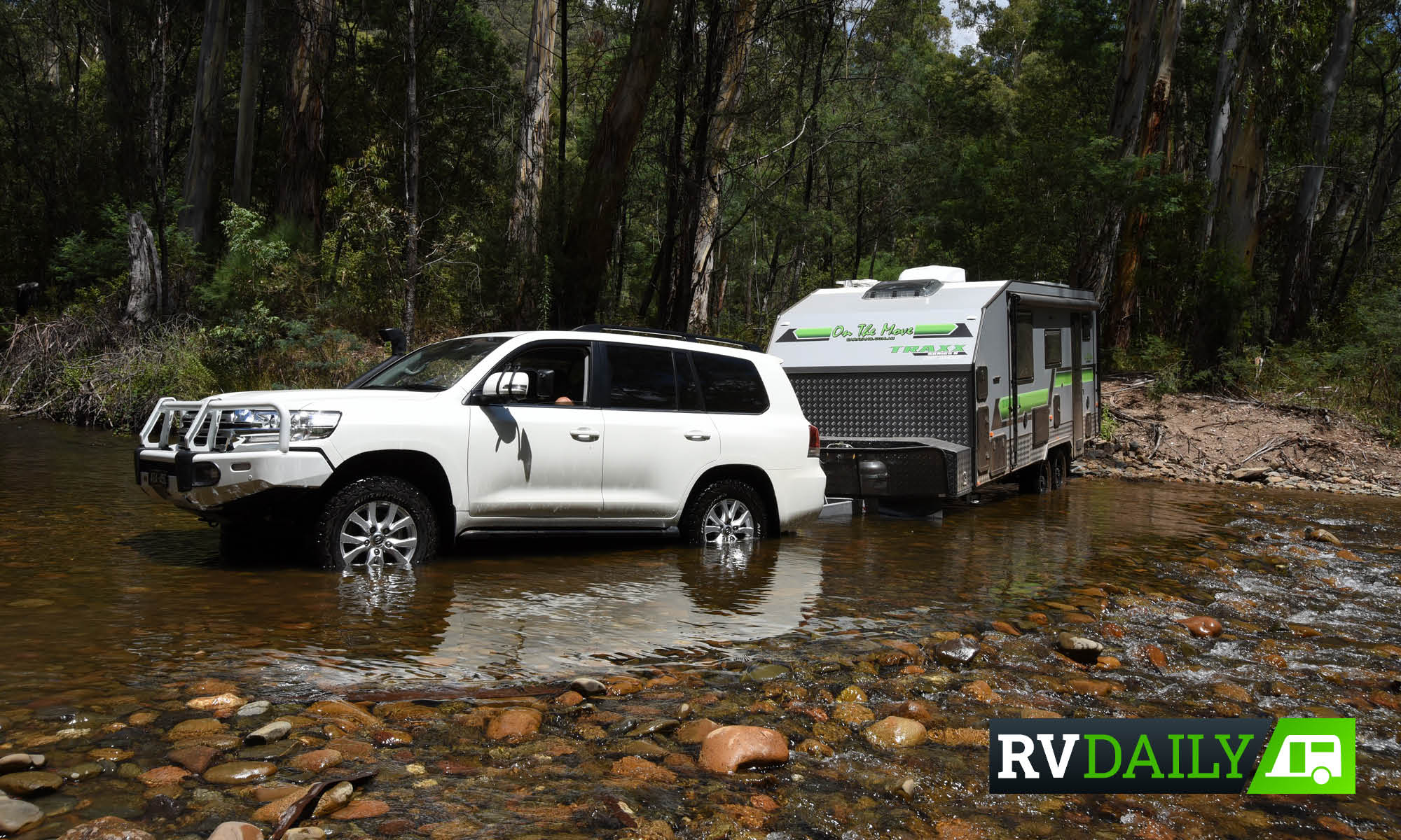 Buying an off-road caravan? Consider these 10 things