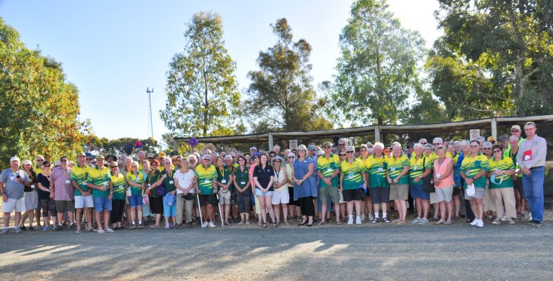 $37,000 + RV Club Injection into local community