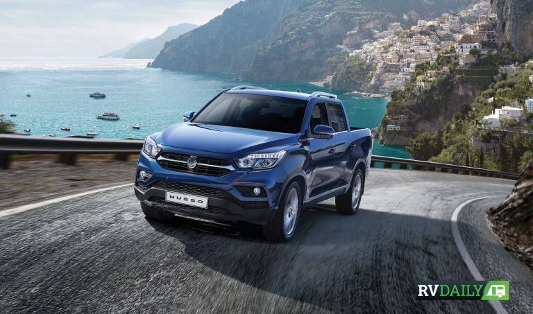 SSANGYONG IS BACK!