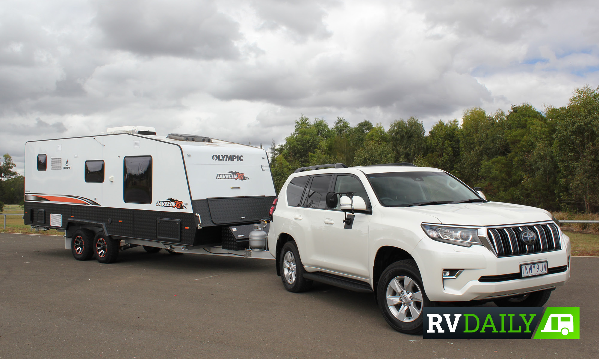 PRADO GXL:Can It Tow With The Big Boys Now? - RV DAILY