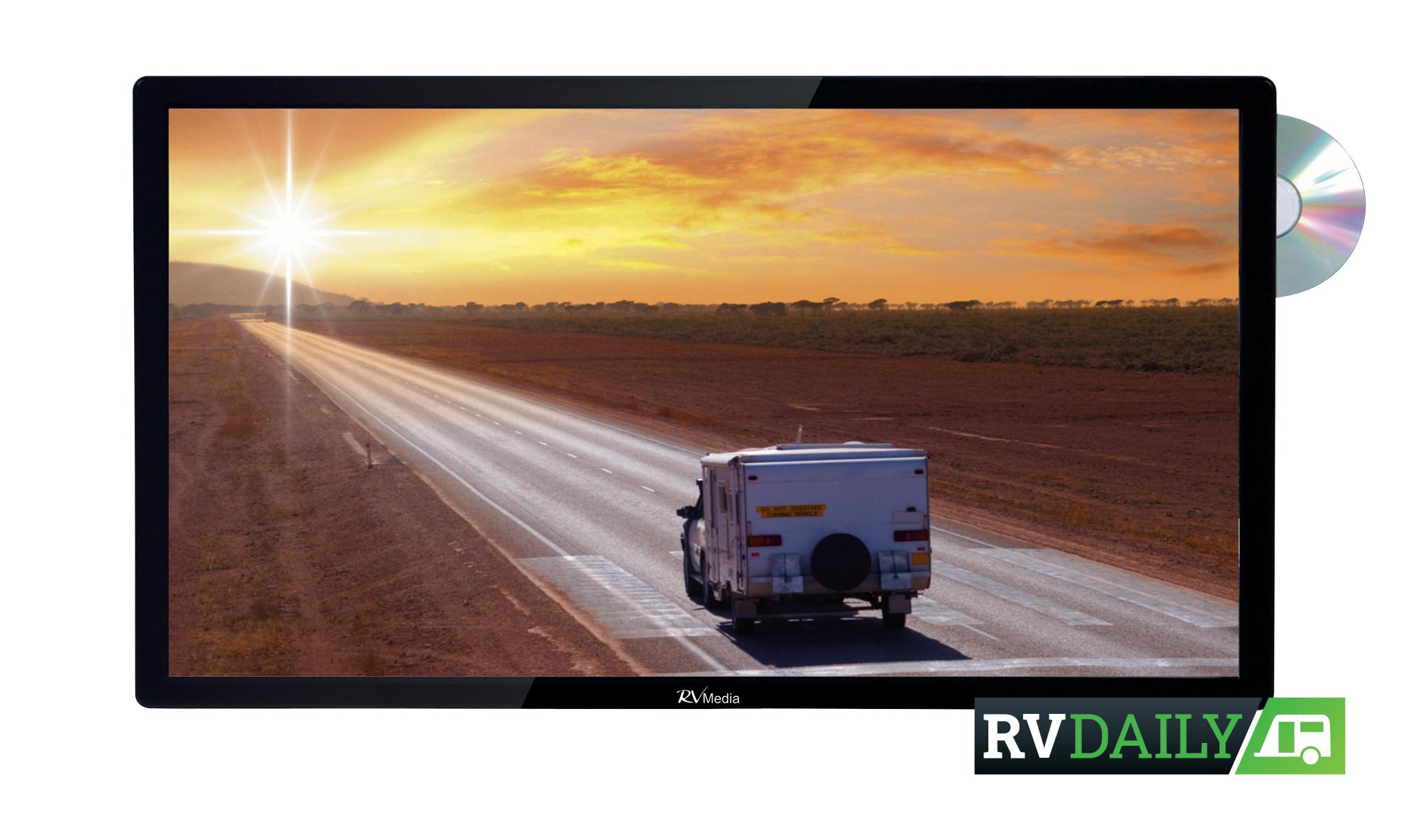 Camec RV Media Evolution 22-inch TV