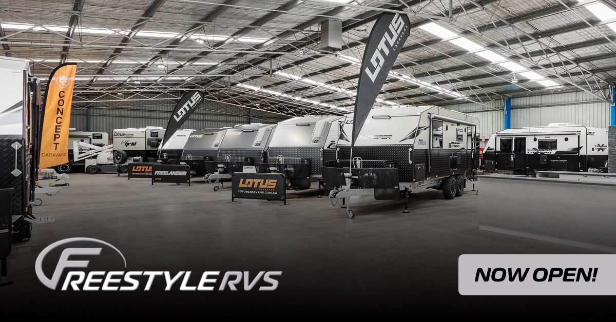 New Dealership Grand Opening – Freestyle RVs