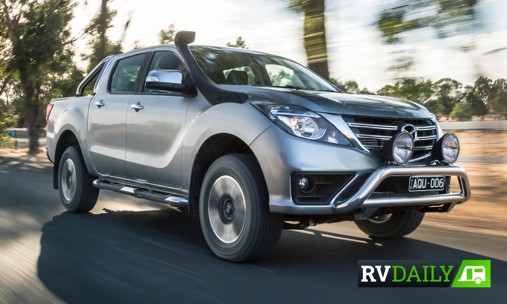 Driven: 2019 Mazda BT-50 gets updated